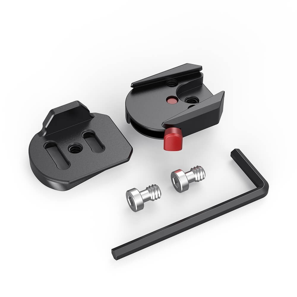 SmallRig Universal Quick Release Mounting Kit for Wireless TX and RX BSW2482