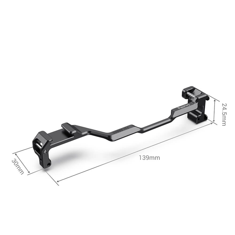 SmallRig Shoe Mount Relocation Plate for Sony a6600 Camera BUC2498