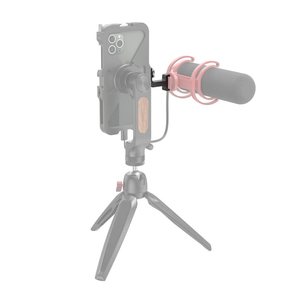 """SmallRig 1/4""""-20 Thread to Cold shoe adapter for Pro Mobile Cage BUC2637"""