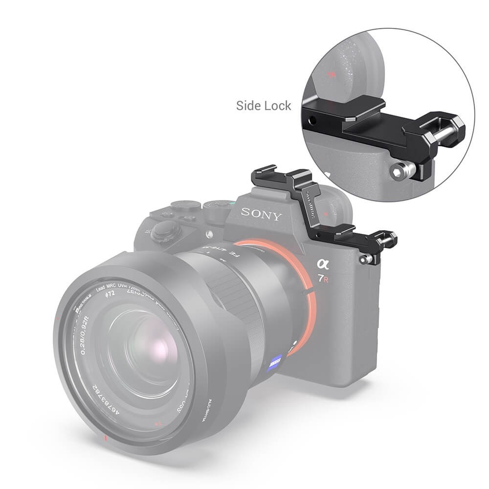 SmallRig Cold Shoe Extension Plate for Sony A7III A7R III BUC2662