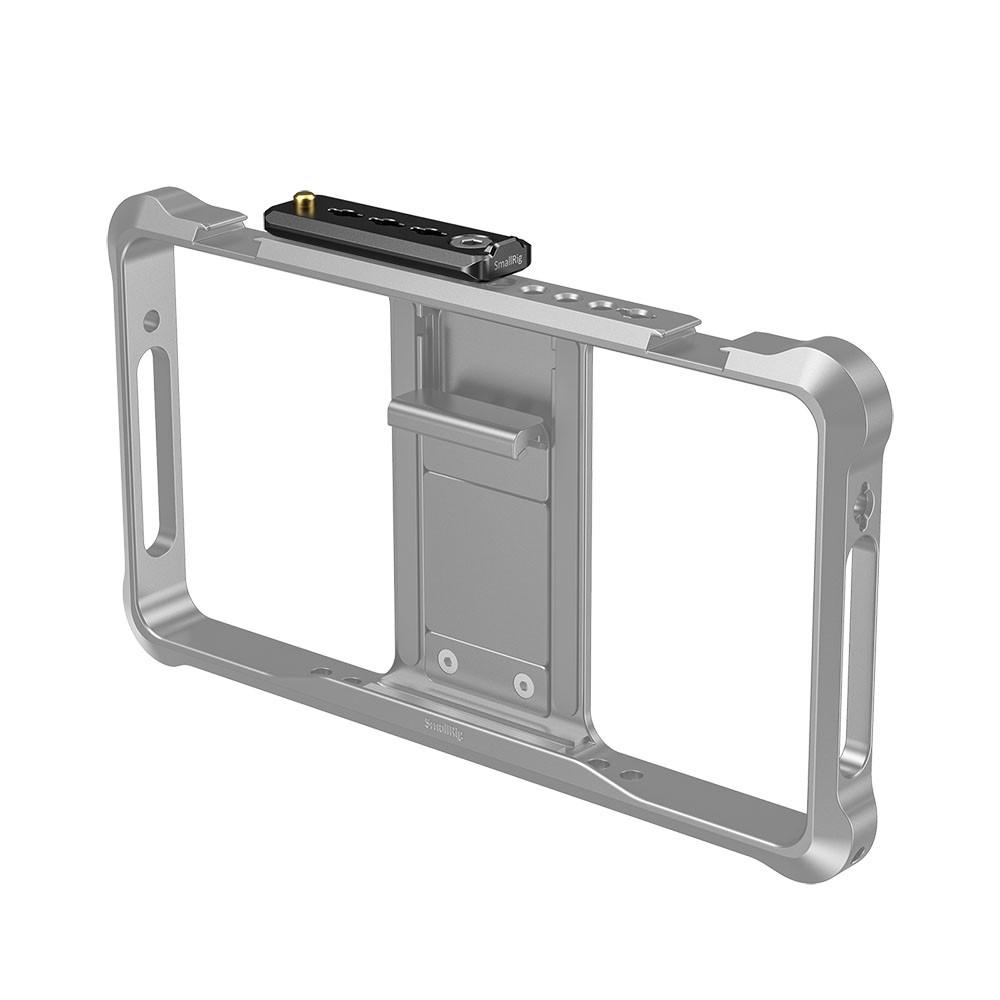 SmallRig Mini Safety NATO Rail for Mobile Phone Cage BUN2395