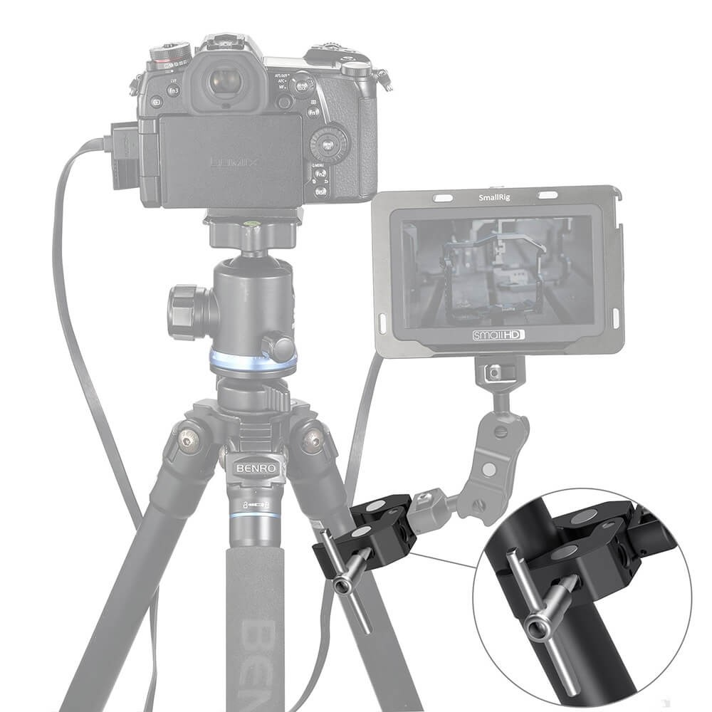 SmallRig Super Clamp with ARRI Locating Hole BUS2478