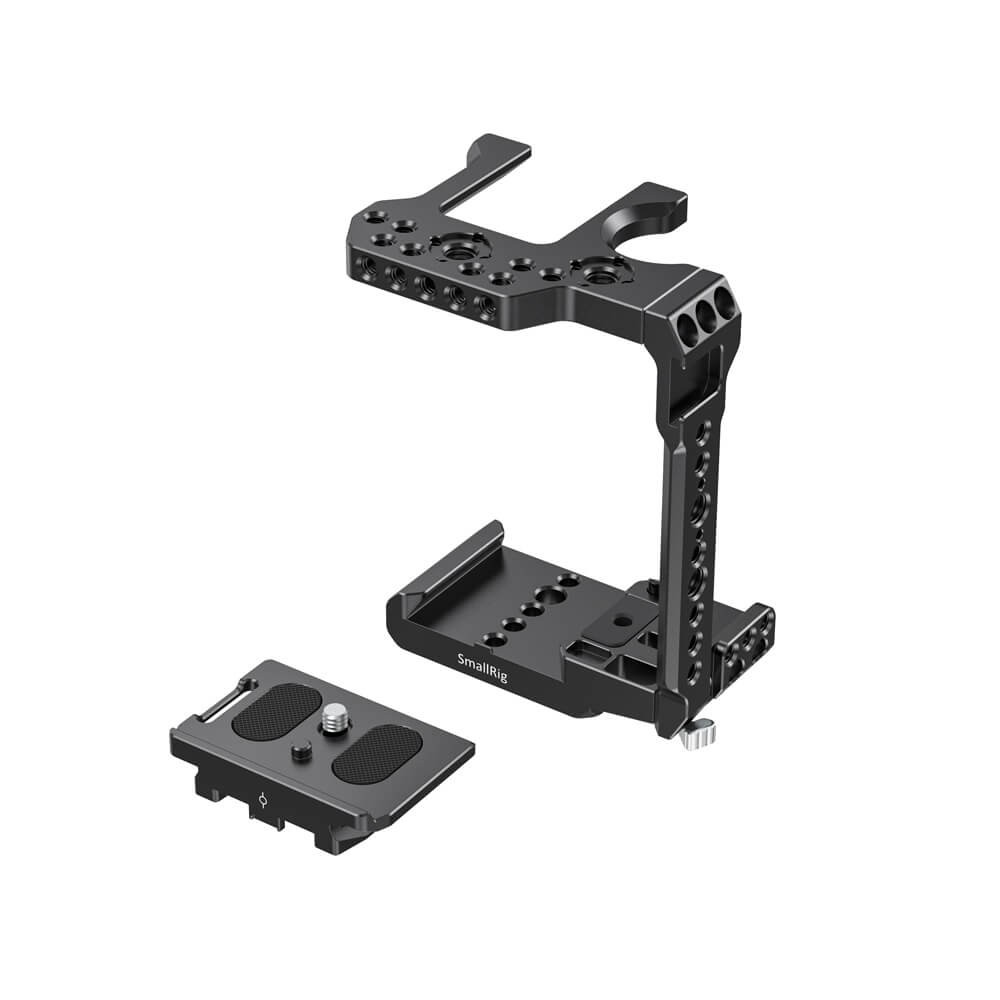 SmallRig Quick Release Half Cage for Panasonic S1H CCP2513