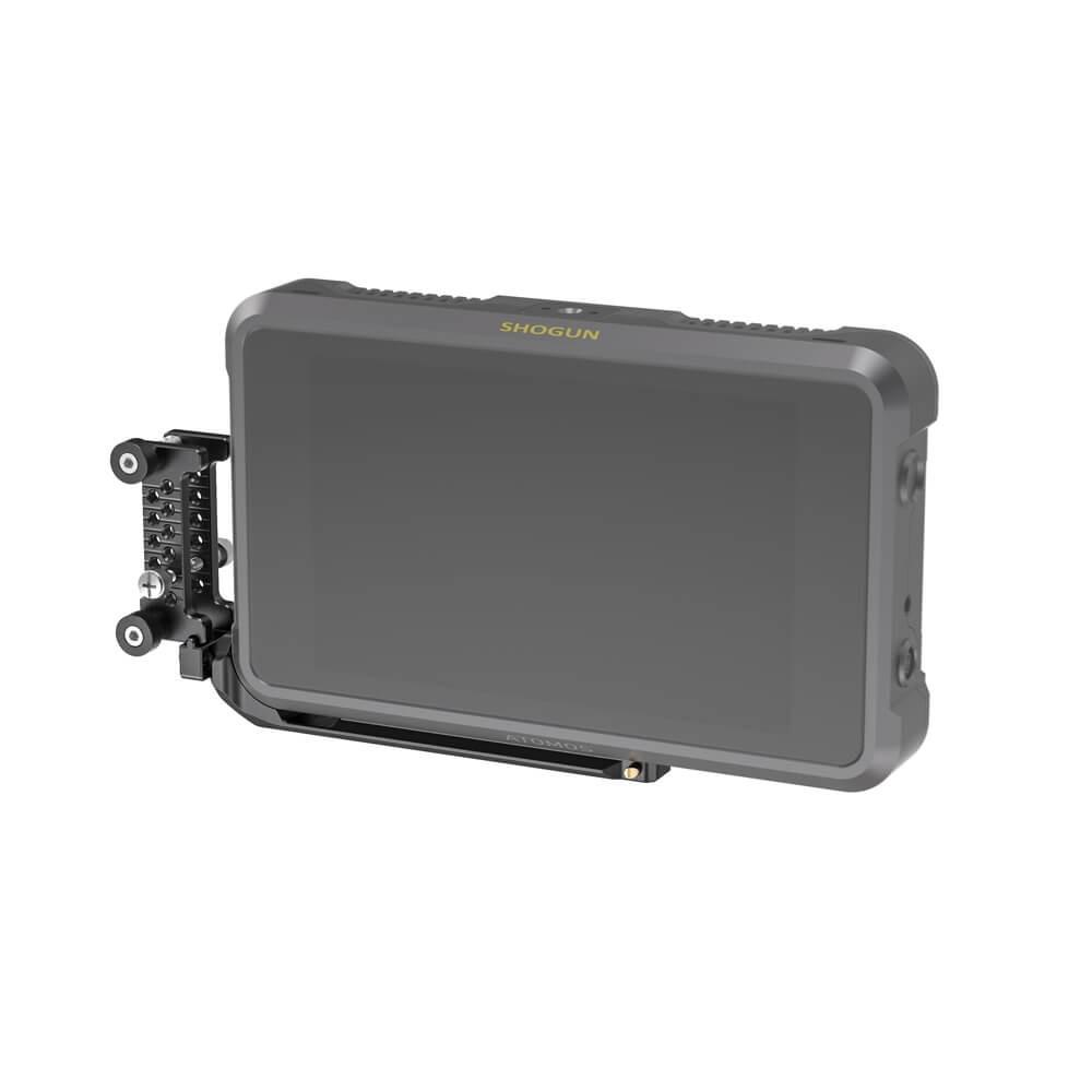 SmallRig Mounting Plate and HDMI Cable Clamp for Atomos Shogun 7 CMA2487
