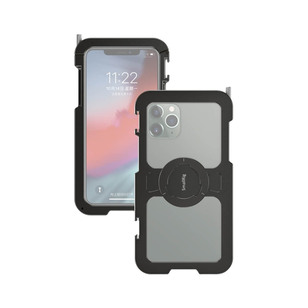 SmallRig Pro Mobile Cage for iPhone 11 Pro Max CPA2512