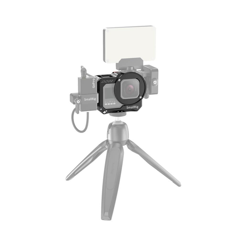 SmallRig Vlogging Cage for GoPro HERO8 Black CVG2505