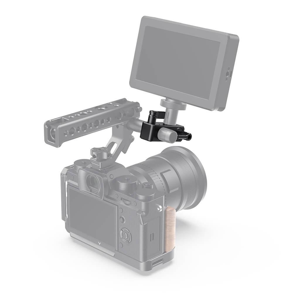 SmallRig 90 Degree 15mm Rod Clamp Adapter DCD1104B