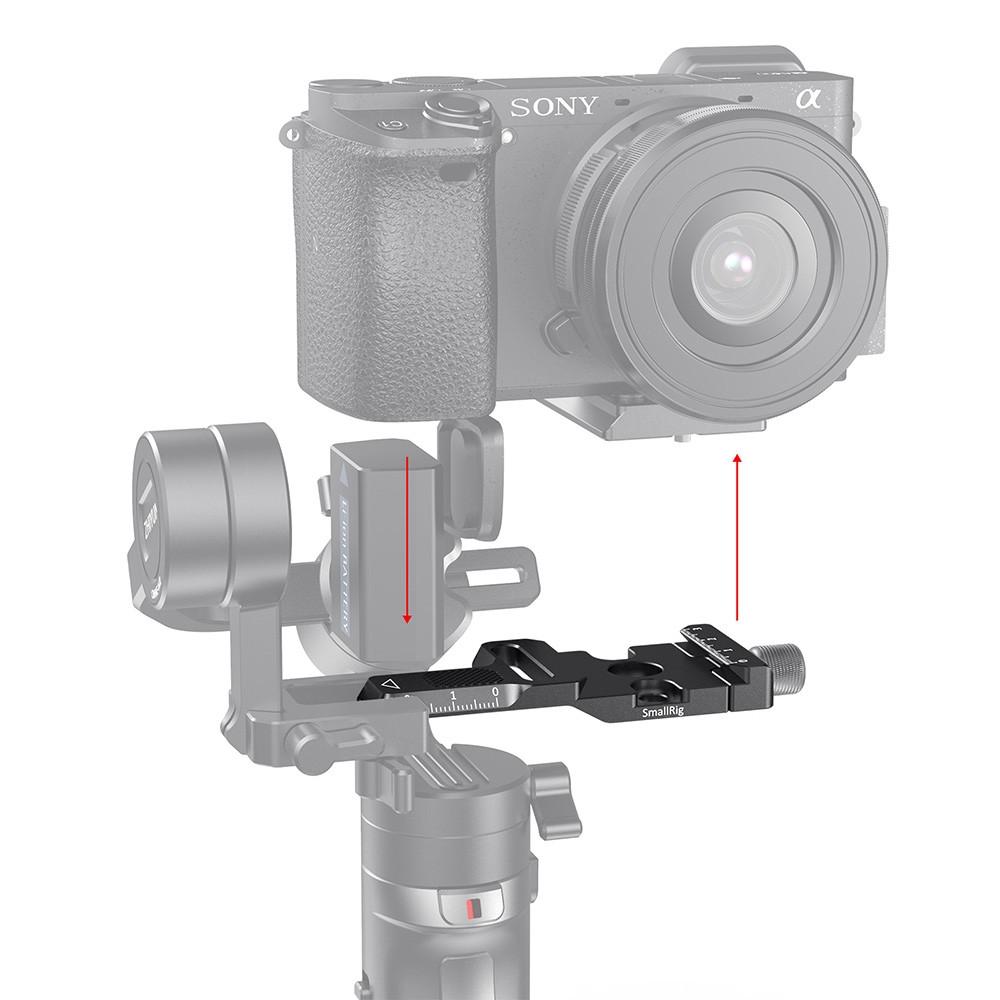 SmallRig Arca Quick Release Clamp for Zhiyun Crane M2 DPC2508