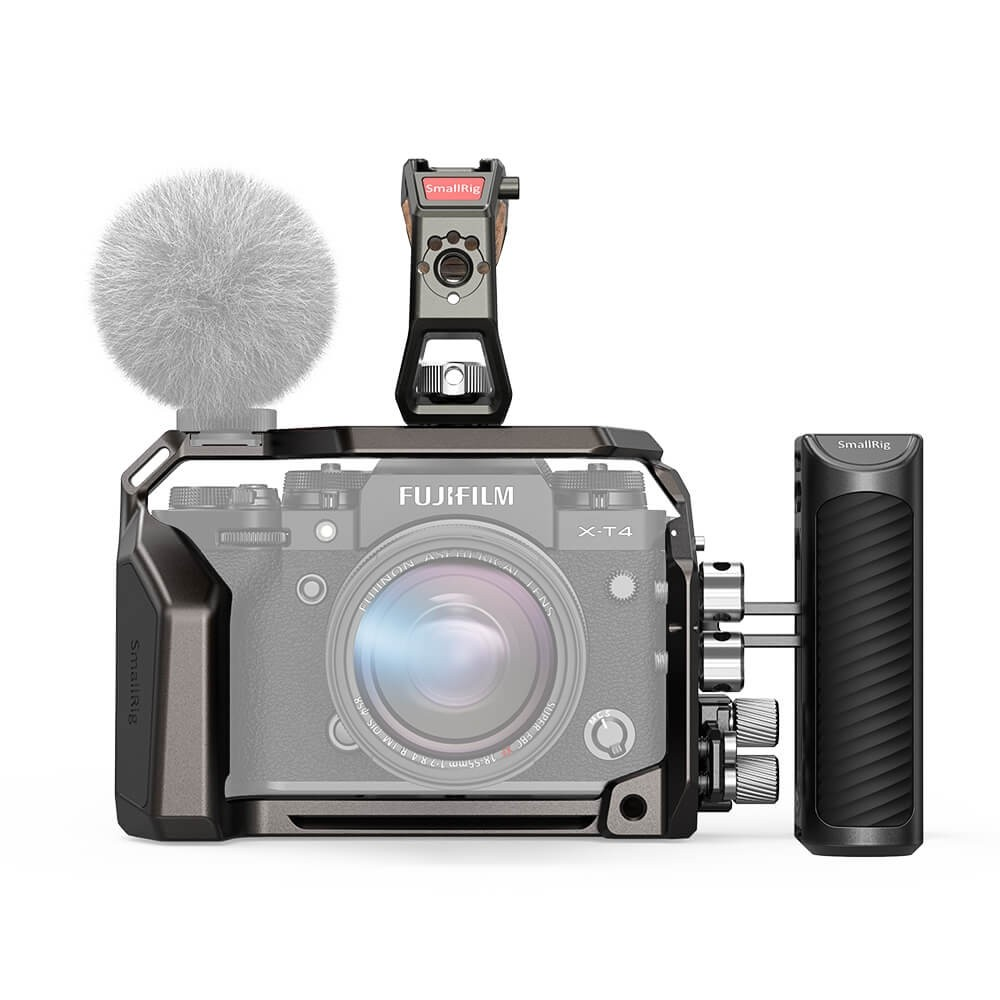 SMALLRIG NEW DESIGN CAGE KIT FOR FUJIFILM X-T4 FX0004