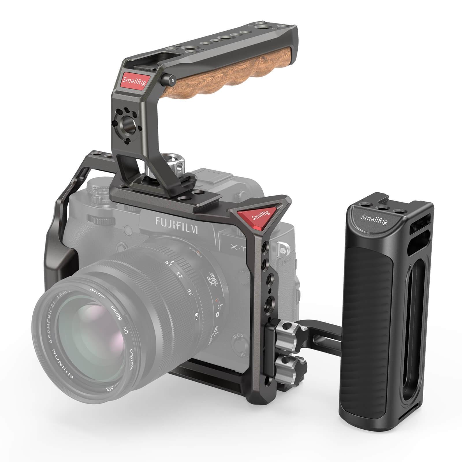 SMALLRIG NEW DESIGN CAGE KIT FOR FUJIFILM X-T3 FX0003