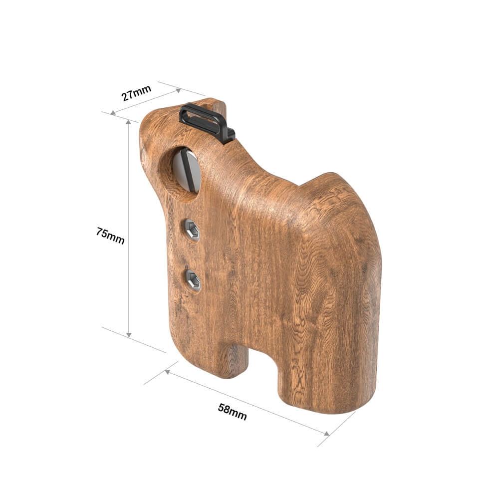 SmallRig Wooden Side Hand Grip for Sigma fp HPS2675