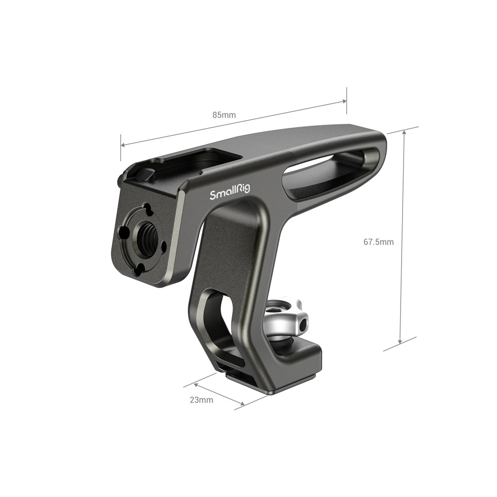 SmallRig Mini Top Handle for Light-weight Cameras (Cold Shoe Mount) HTH2759