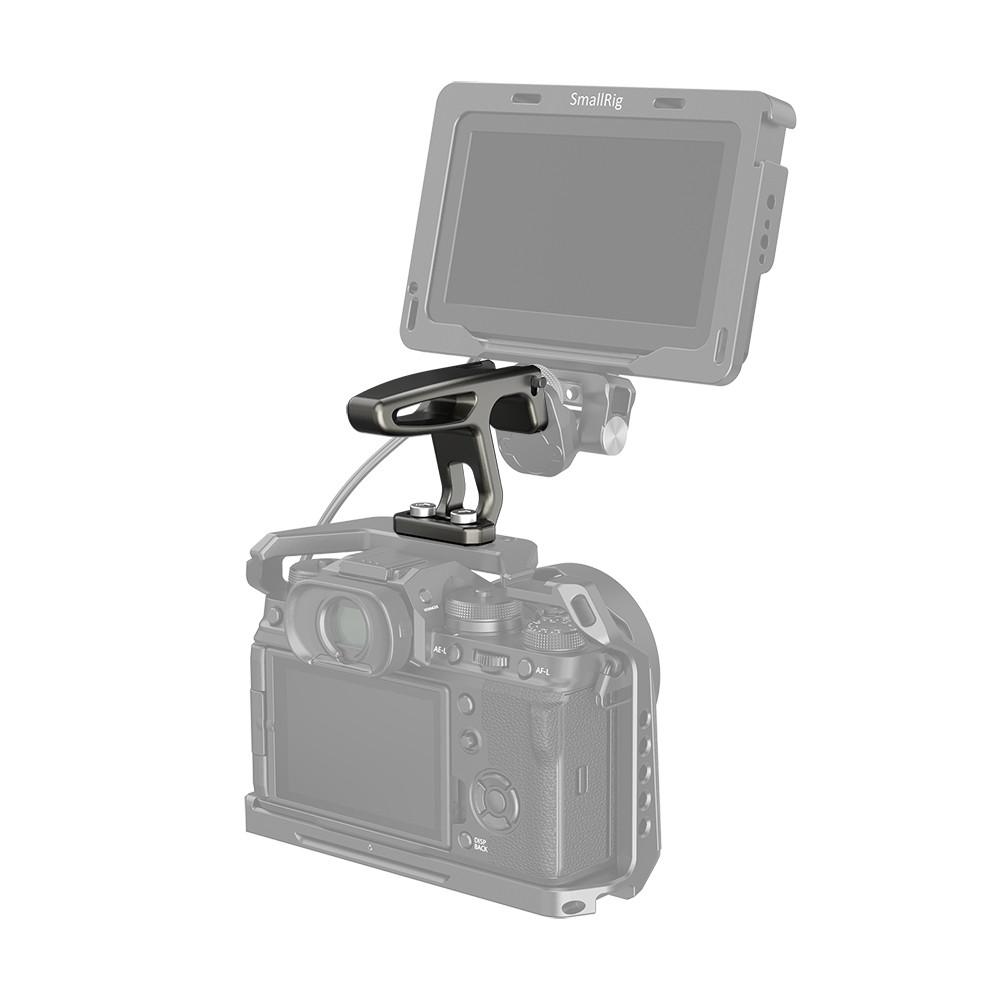 "SmallRig Mini Top Handle for Light-weight Cameras (1/4""-20 Screws) HTS2756"