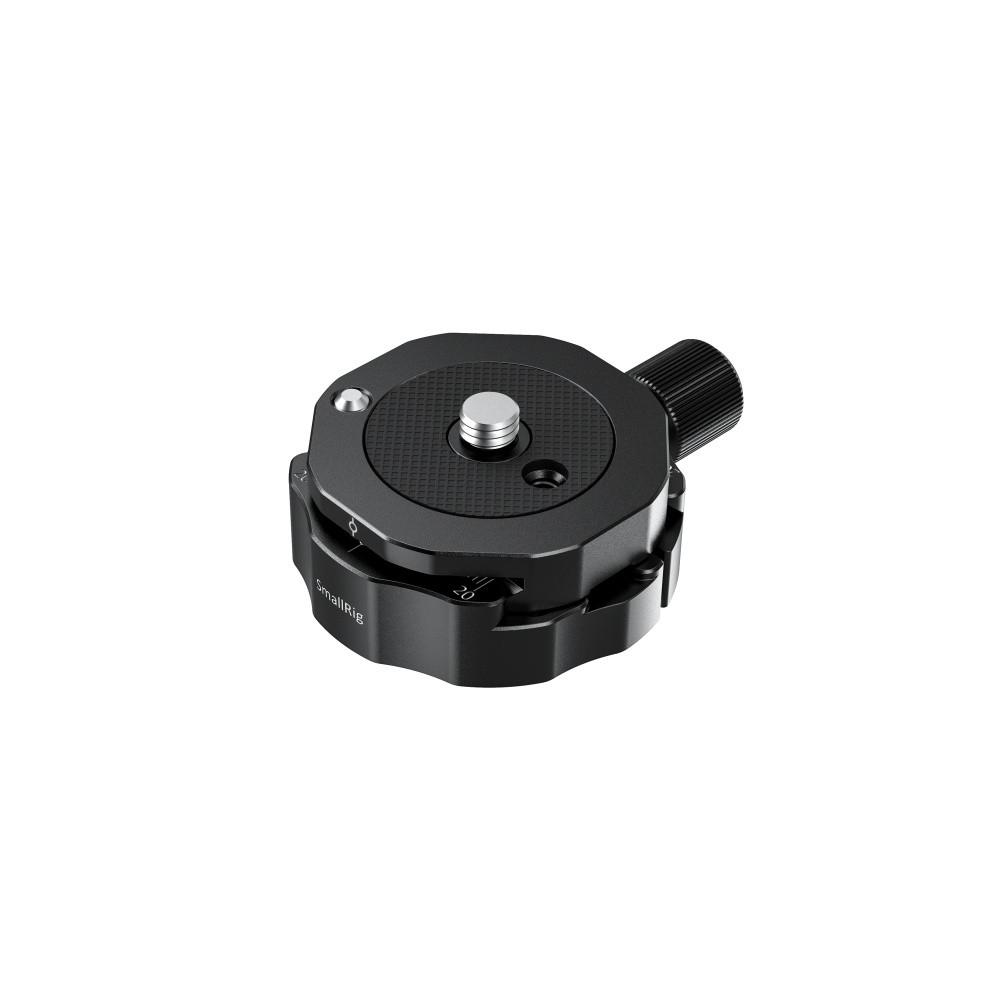 SmallRig Tripod Head Quick Switch Clamp with Plate (Arca-Swiss Style) KDBC2406