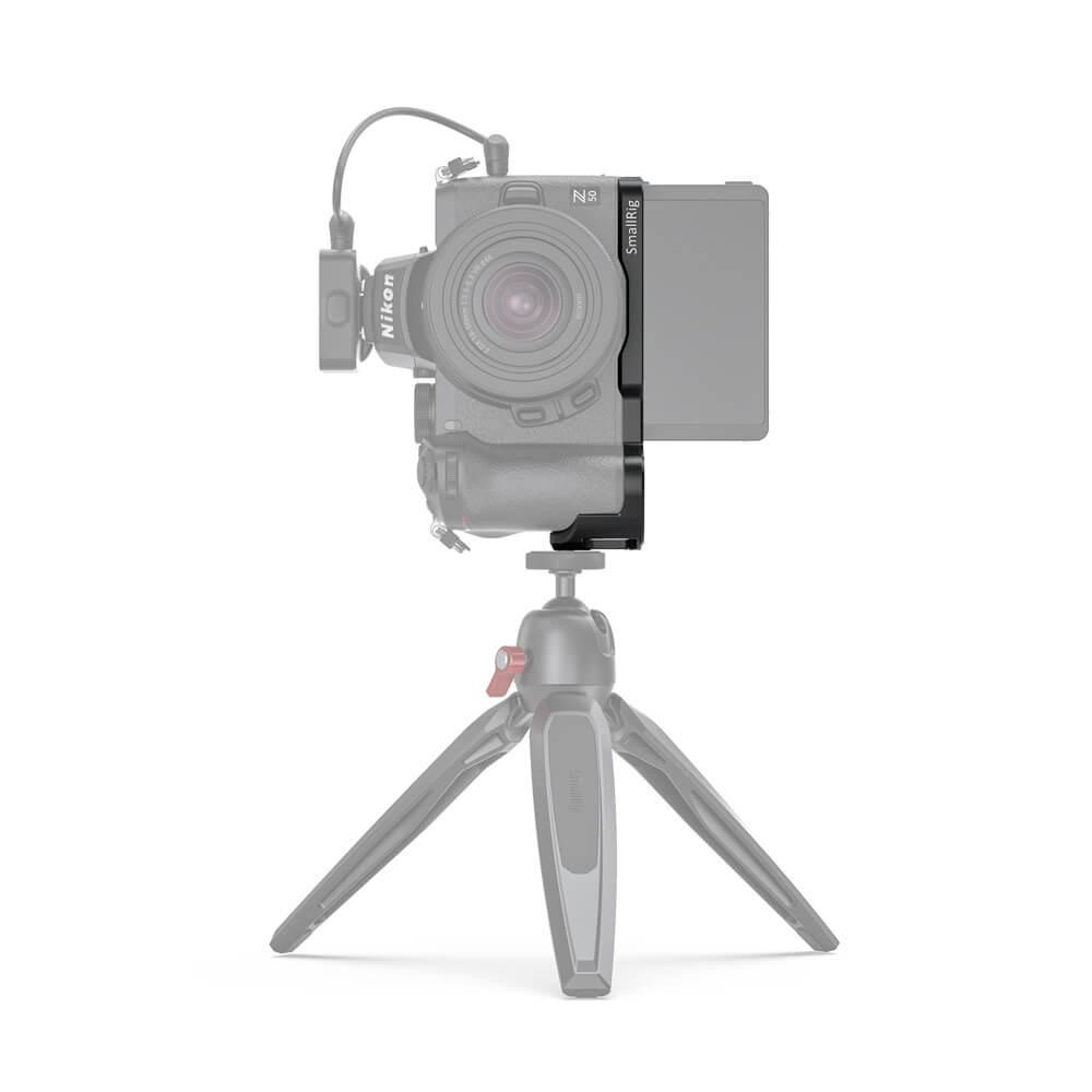 SmallRig Vlogging Mounting Plate for Nikon Z50 Camera LCN2525