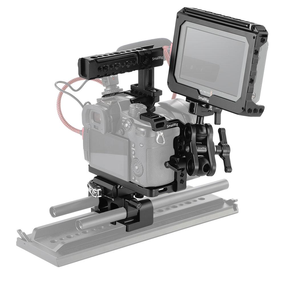 SmallRig Top Handle and Baseplate Kit for Panasonic GH5 PG0001