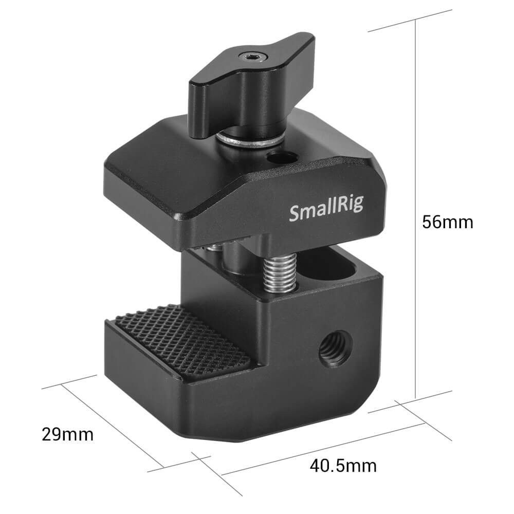 SmallRig Counterweight & Mounting Clamp Kit for DJI Ronin-S/Ronin-SC and Zhiyun Weebill/Crane Series Gimbals BSS2465
