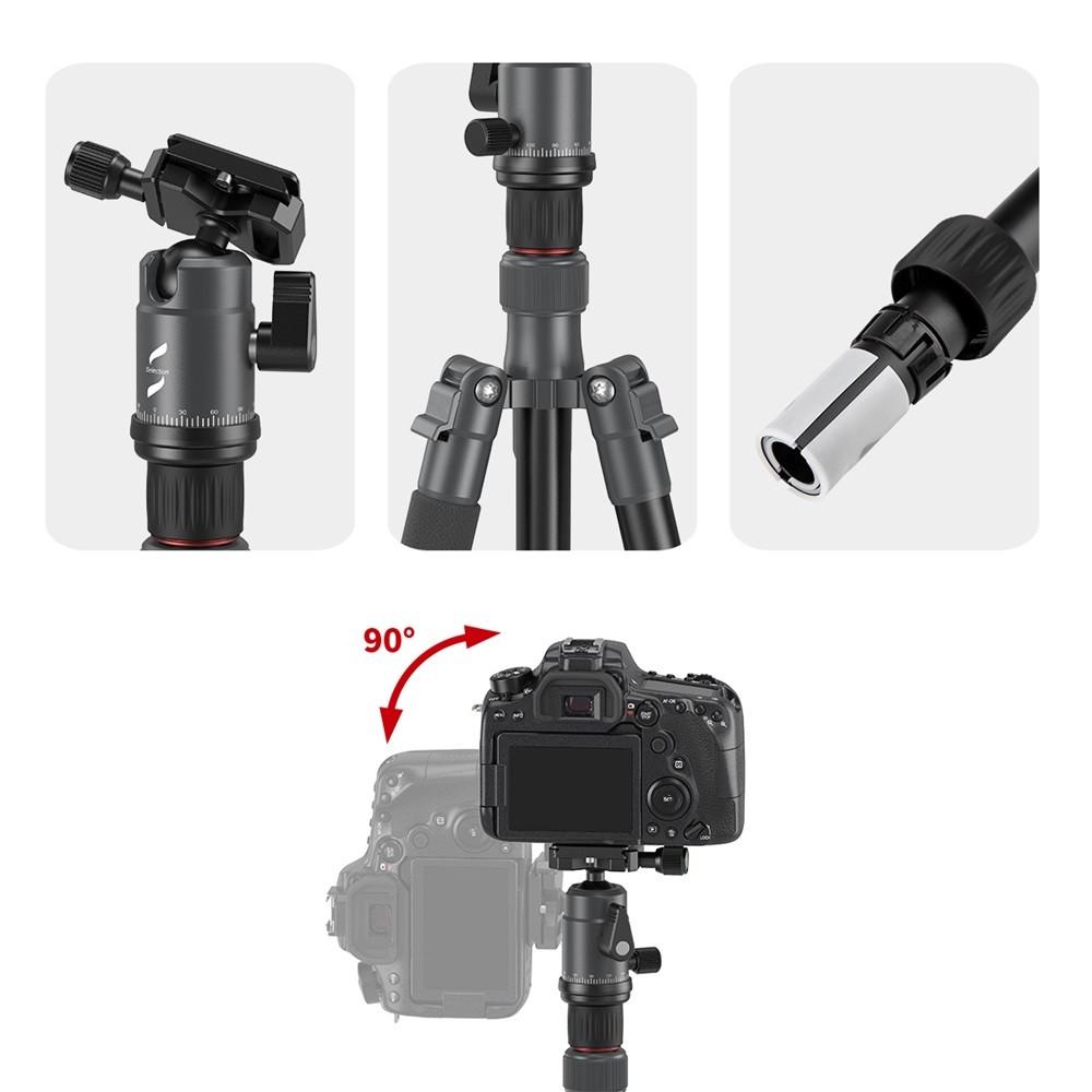 SmallRig Selection Portable aluminum camera tripod PT10 3257