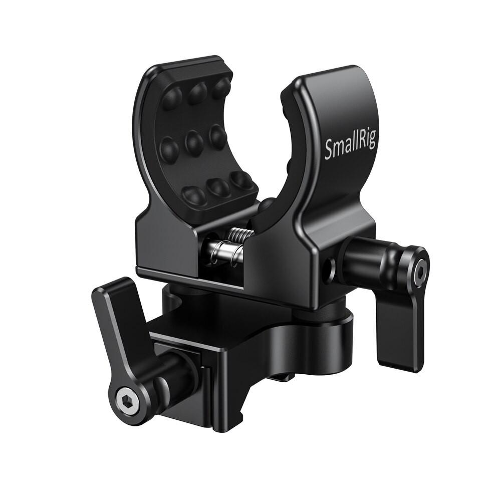 SmallRig Shotgun Microphone Holder (NATO Clamp) BSM2351