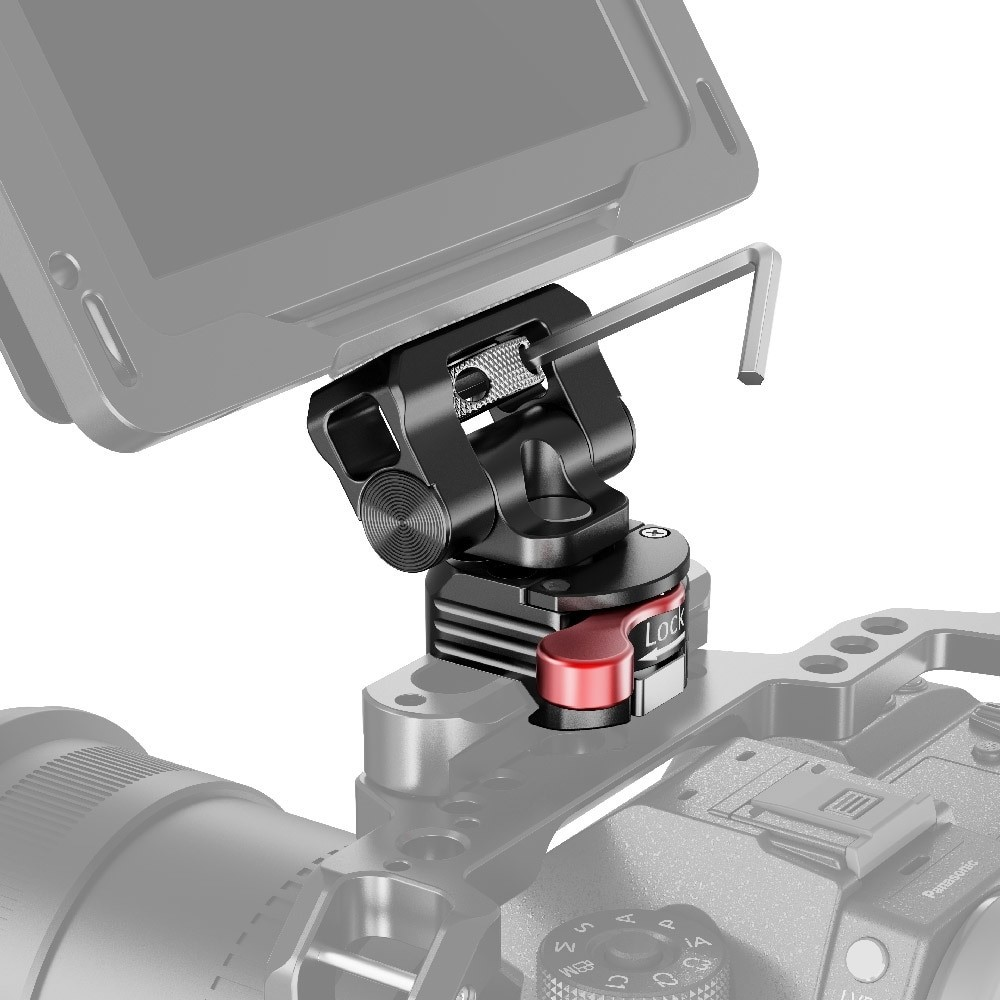 SmallRig Swivel and Tilt Monitor Mount with Nato Clamp BSE2347