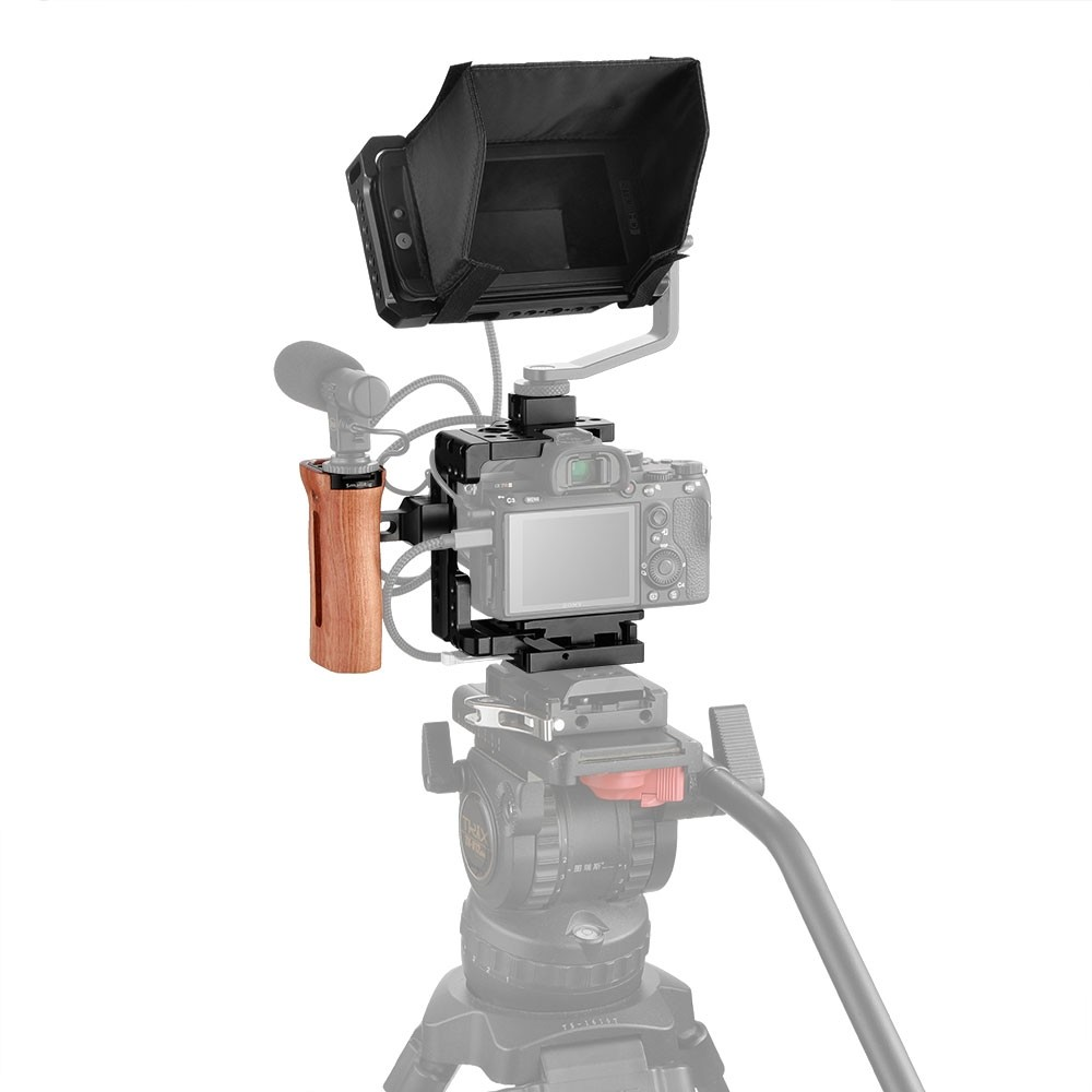 SmallRig Quick Release Cage Kit for Sony A7II A7III Series SA0001