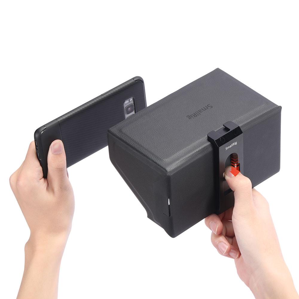 SmallRig Smartphone Sun Hood (Small) VH2689