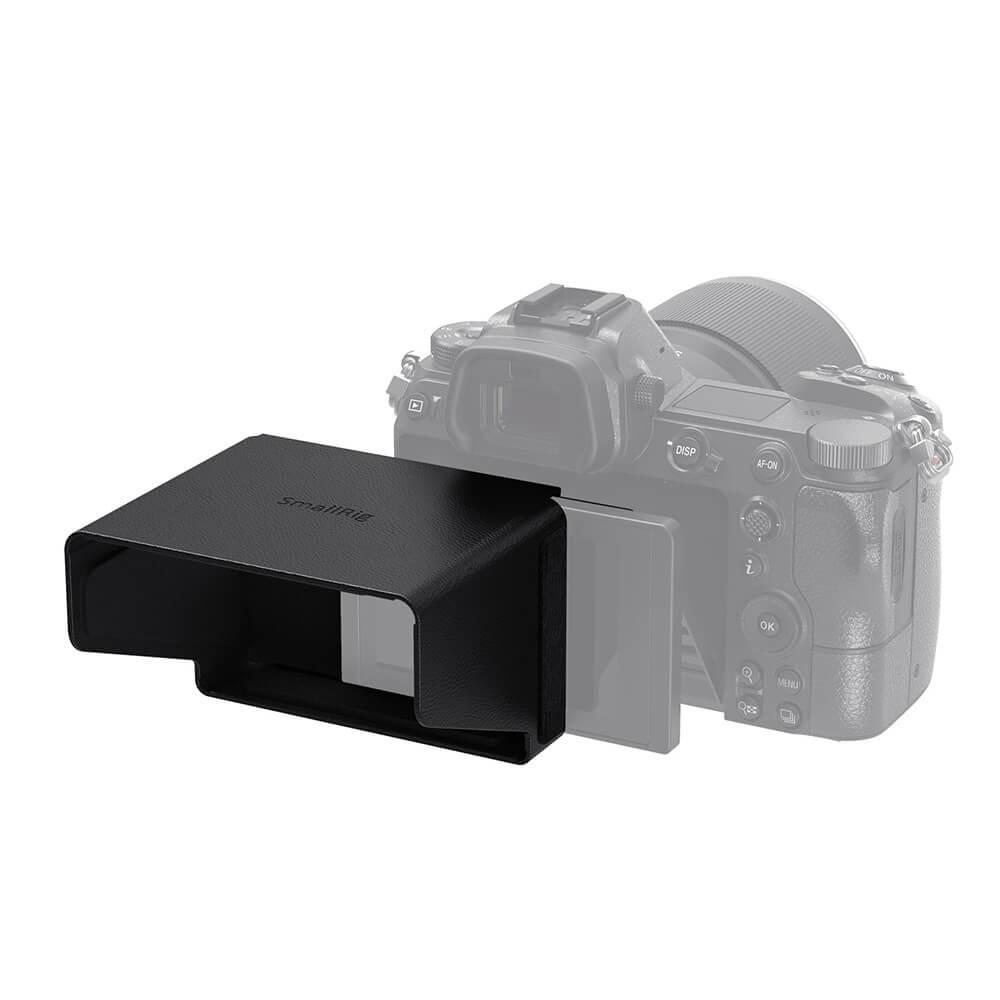 SmallRig LCD Sun Hood for Nikon  Z50/Z5/Z6/Z7/Z6 II/Z7 II Cameras VH2807