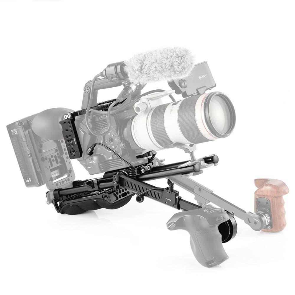 SmallRig Professional Accessory Kit for Sony FS5 2007C