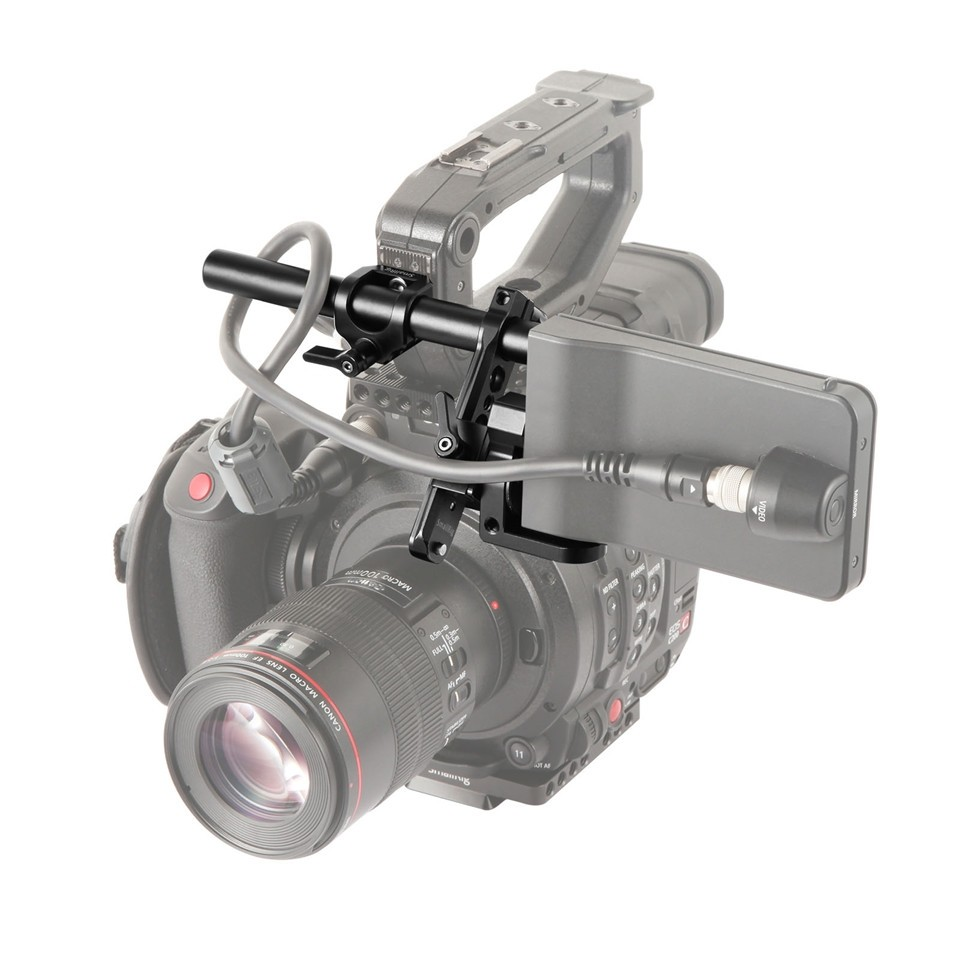 SmallRig EVF Support for C200 Monitor 2075