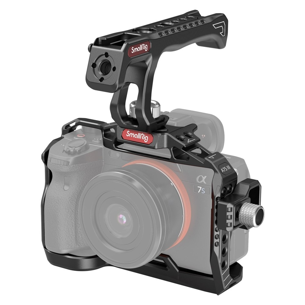 SmallRig Professional Cage Kit for Sony Alpha 7S III 3181