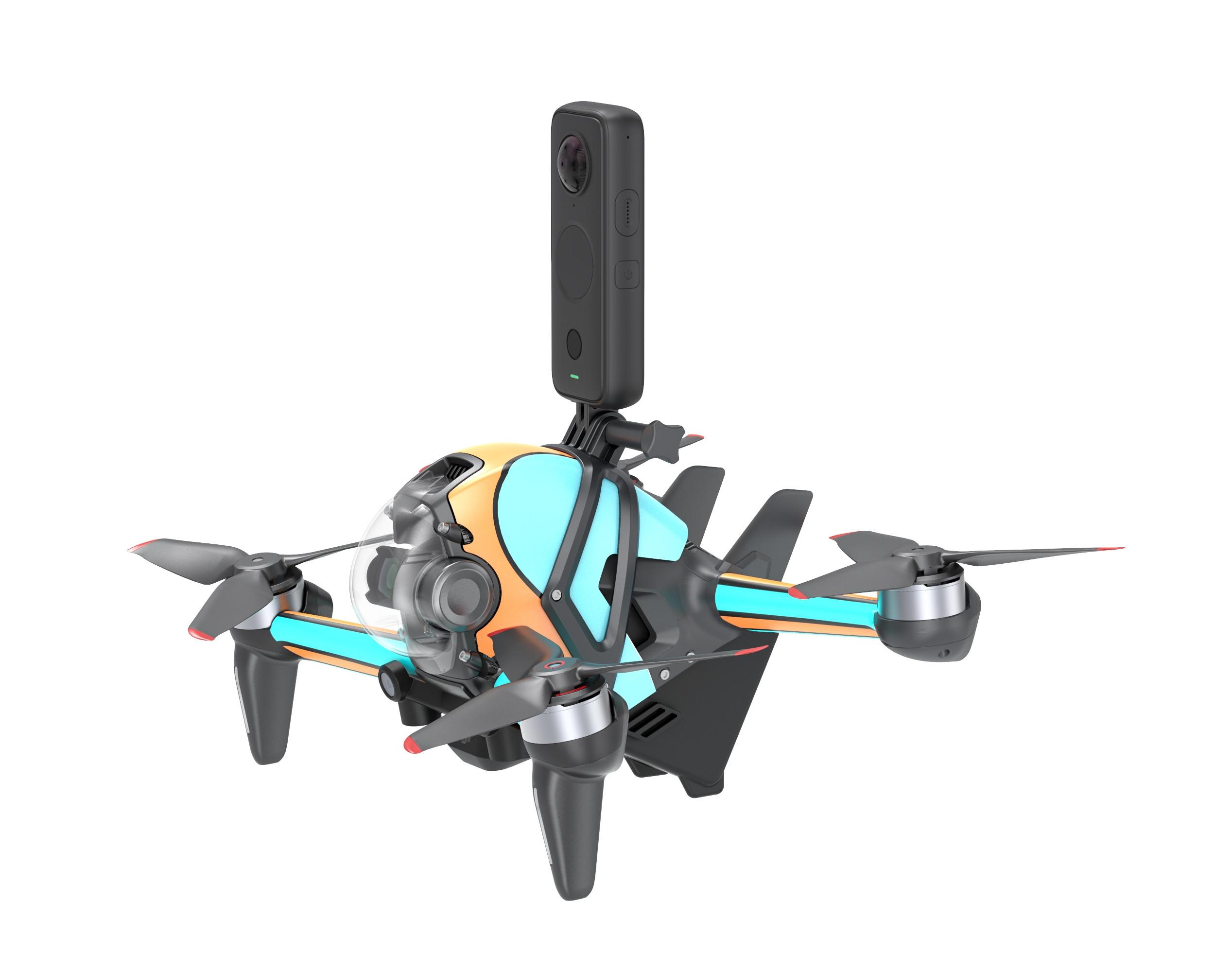SmallRig DJI FPV Aerodynamics Accessory Kit 3281