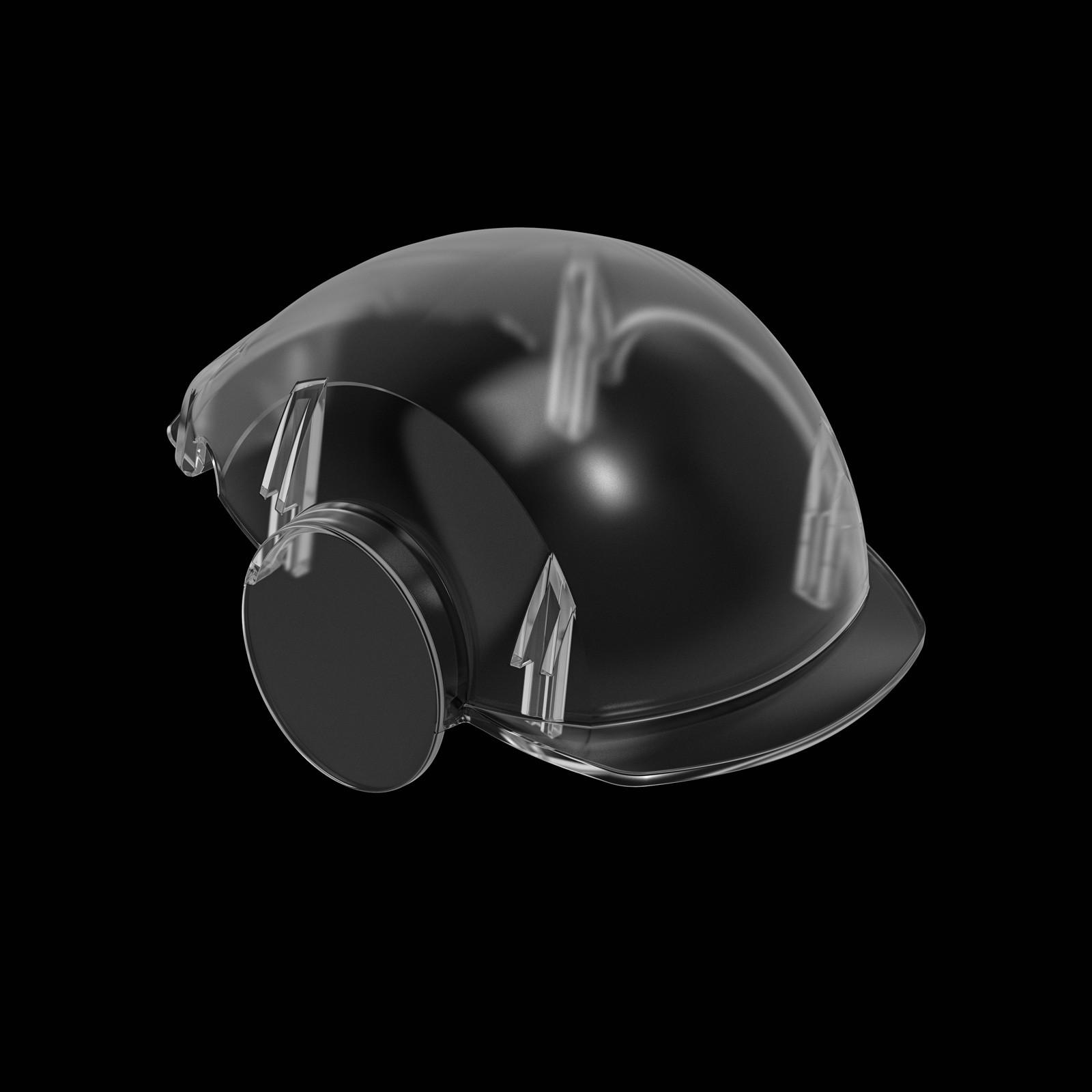 SmallRig DJI Transparent gimbal head protector 3282