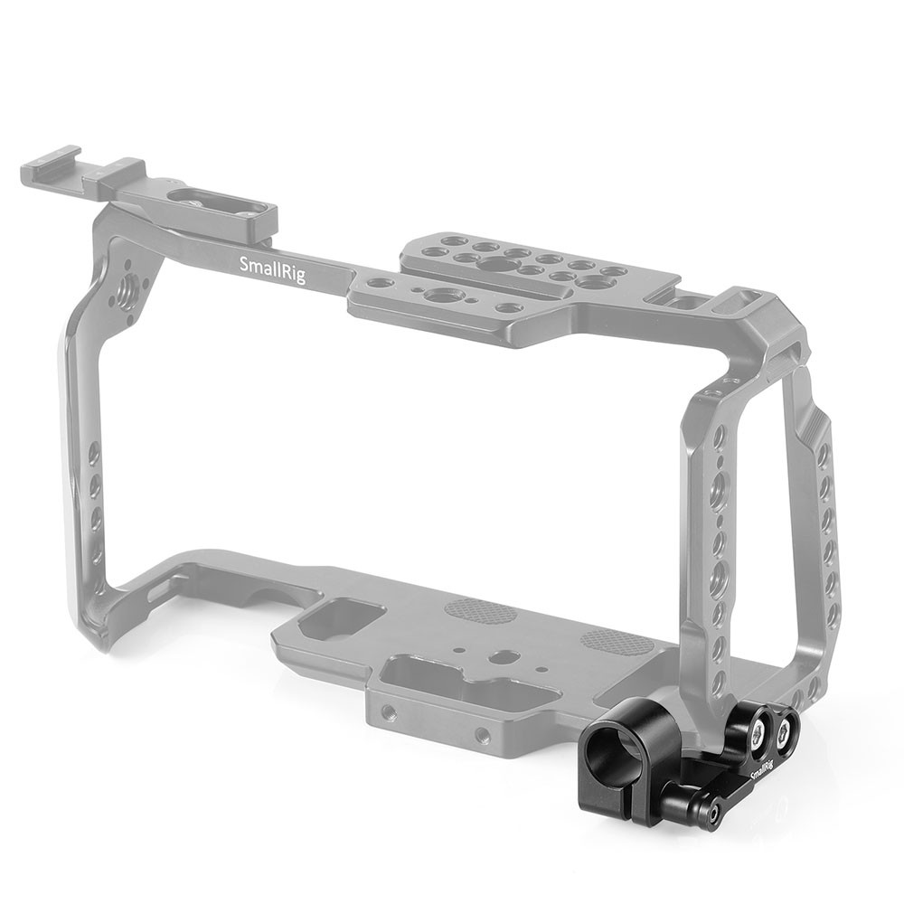 SmallRig 15mm Single Rod Clamp for BMPCC 4K / 6K Cage DCS2279