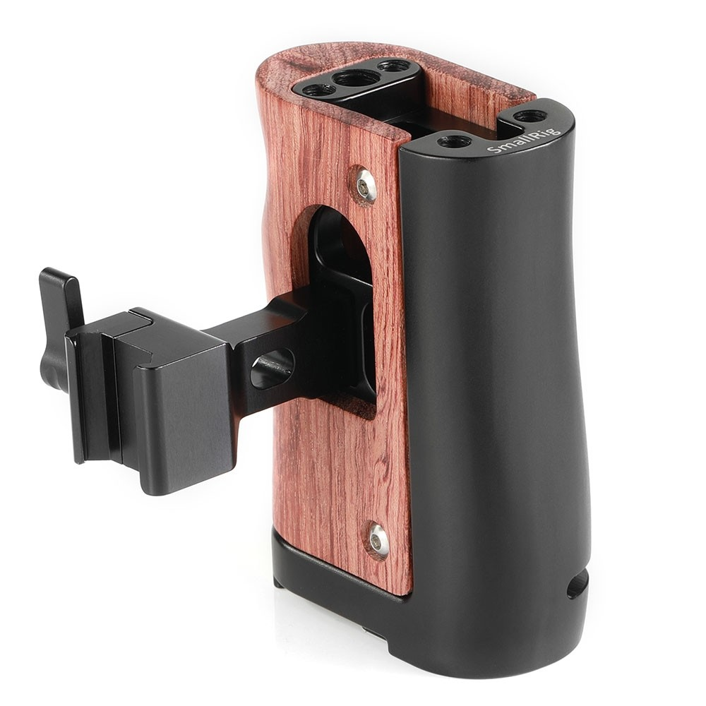 SmallRig NATO Handle for BMPCC 4K and Samsung T5 SSD HSN2270