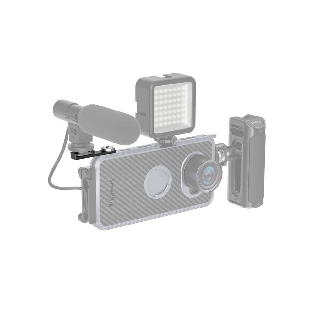 """SmallRig 1/4""""-20 Thread to Cold shoe adapter for Pro Mobile Cage BUC2638"""