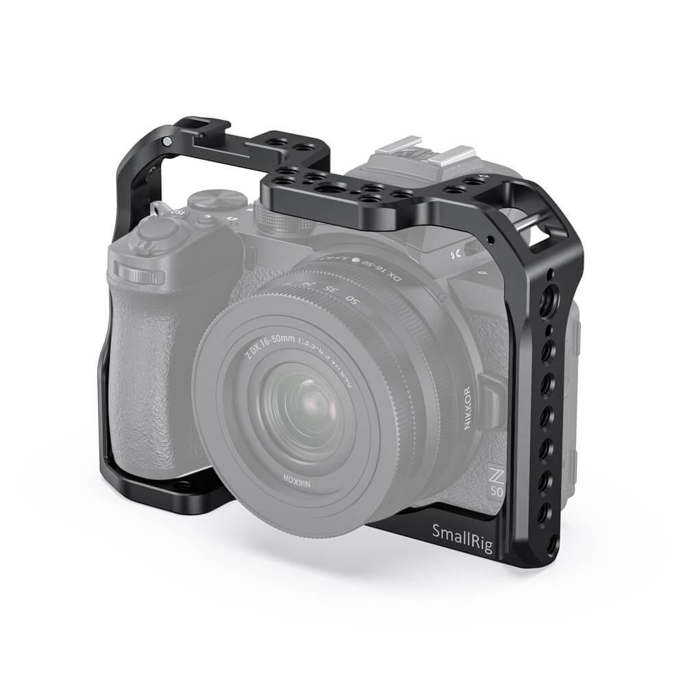 SmallRig Cage for Nikon Z50 Camera CCN2499