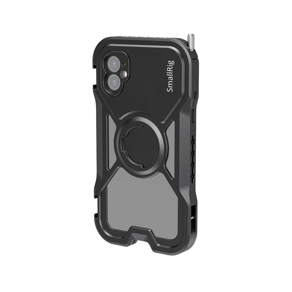 SmallRig Pro Mobile Cage for iPhone 11 (Black) CPA2455