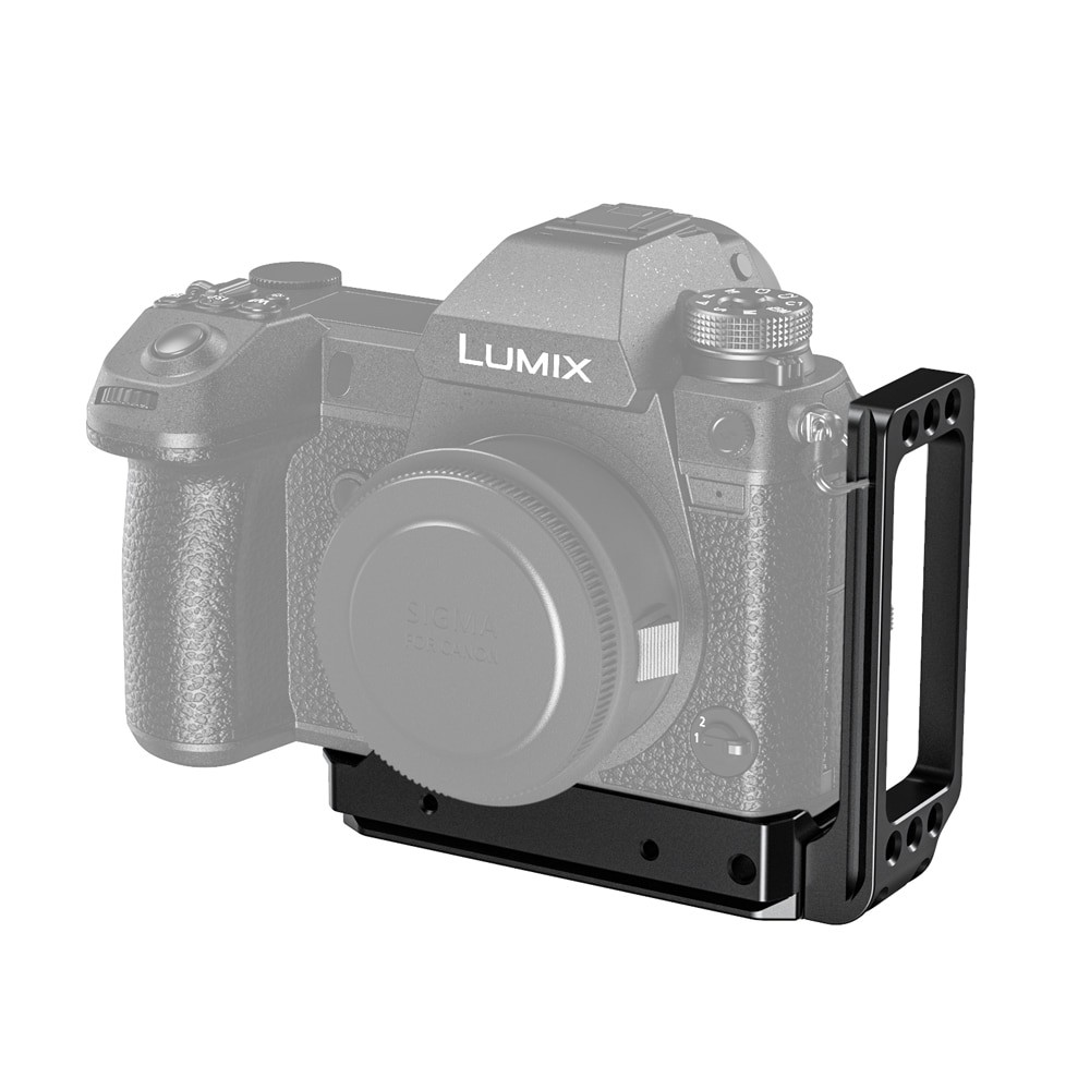 SmallRig L-Bracket for Panasonic Lumix DC-S1 and S1R APL2354