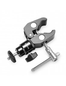 SmallRig Clamp Mount with 1/4 Screw Ball Head Mount 1124