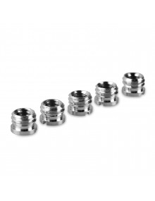 SmallRig 1/4 to 3/8 Screw Adapter (5 pcs) 1610