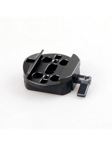 SMALLRIG Mini Quick Plate Mount for DJI Ronin/Ronin-M/Ronin-MX 1682B