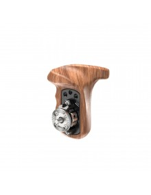 SmallRig Right Side Wooden Grip with Arri Rosette 1941B