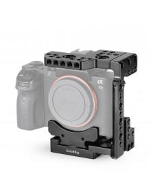 SmallRig Arca QR Half Cage for Sony A7R III/A7 III/A7 II/A7R II/A7S II 2238