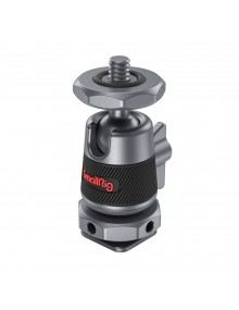 SmallRig Mini Ball Head with Removable Cold Shoe Mount 2795