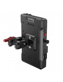 SmallRig V Mount Battery Adapter Plate with Crab-Shaped Clamp 2886