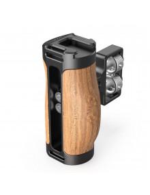 "SmallRig Wooden Mini Side Handle (1/4""-20 Screws) 2913"