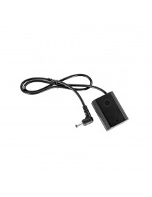 SmallRig DC5521 to NP-FZ100 Dummy Battery Charging Cable 2922