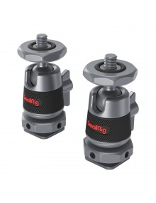 SmallRig Mini Ball Head with Removable Cold Shoe Mount (two piece) 2948