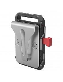 SmallRig Mini V Mount Battery Plate with Belt Clip 2990