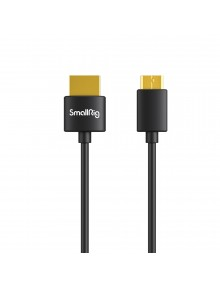 SmallRig Ultra Slim 4K HDMI Cable (C to A) 35cm 3040